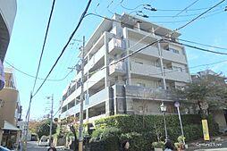 エスリード雲雀丘花屋敷[1階]の外観