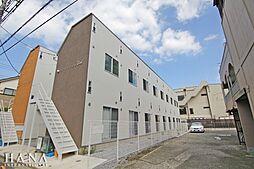 東京都足立区伊興2丁目の賃貸アパートの外観