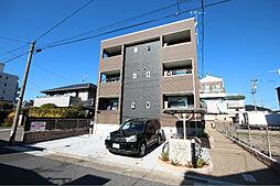 愛知県名古屋市中川区中野新町7丁目の賃貸アパートの外観