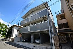 兵庫県神戸市灘区深田町1丁目の賃貸マンションの外観