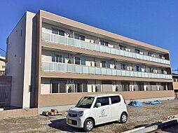 埼玉県さいたま市中央区本町東1丁目の賃貸アパートの外観