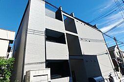 プランドール小路東[3階]の外観