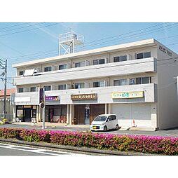 静岡県浜松市中区西伊場町の賃貸マンションの外観