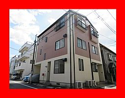 東急多摩川線 矢口渡駅 徒歩4分の賃貸アパート