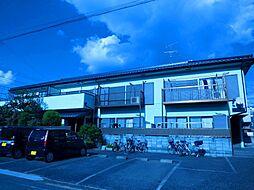 氷川コーポ[203号室]の外観