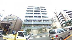 大阪府大阪市天王寺区空清町の賃貸マンションの外観