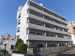 エステハイム大倉山[101号室]の外観