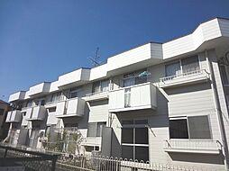 大阪府摂津市鳥飼西1丁目の賃貸アパートの外観