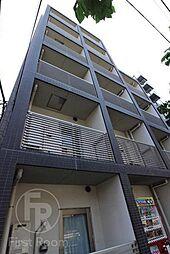 東京都大田区南馬込1丁目の賃貸マンションの外観