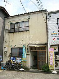 京都府京都市上京区大心院町の賃貸アパートの外観