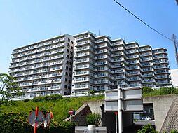 千葉県船橋市宮本9丁目の賃貸マンションの外観