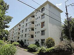公団狭山住宅2棟[4階]の外観