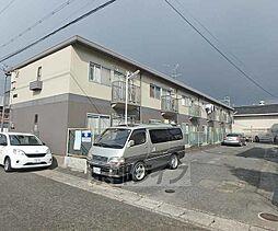 京都府京都市西京区牛ヶ瀬新田泓町の賃貸アパートの外観