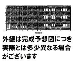 (仮)D−room草津梅が台[201号室]の外観