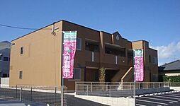 柳川市蒲船津アパートA[1階]の外観