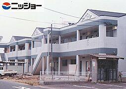 ルピナス花池A・B棟[2階]の外観