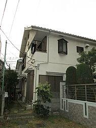 神奈川県川崎市中原区丸子通1丁目の賃貸アパートの外観