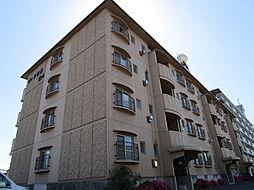 滋賀県湖南市石部東1丁目の賃貸マンションの外観