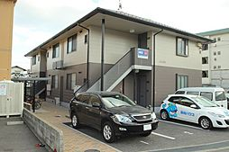 カーサミヤケ[2階]の外観
