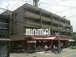 アラカワビル[3階]の外観