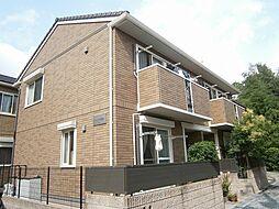 [テラスハウス] 大阪府茨木市安威1丁目 の賃貸【/】の外観