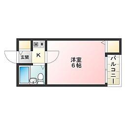 矢田駅 2.3万円