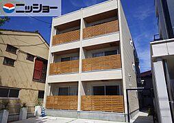 覚王山アパートメント[1階]の外観