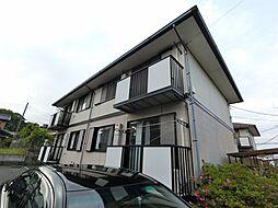 千葉県大網白里市駒込の賃貸アパートの外観