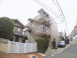 兵庫県西宮市仁川町4丁目の賃貸マンションの外観