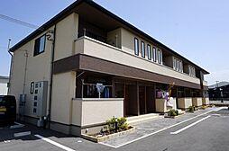 和歌山県和歌山市岩橋の賃貸アパートの外観