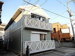 帝塚山サニーハイツ[1階]の外観