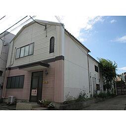 新潟県新潟市中央区上大川前通4番町の賃貸アパートの外観