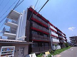 ヴィラナリー富田林2号棟[3階]の外観