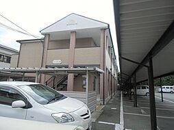 大阪府岸和田市春木元町の賃貸アパートの外観