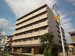 グランレブリー太秦天神川[4階]の外観