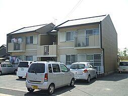 兵庫県姫路市広畑区高浜町3丁目の賃貸アパートの外観