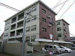 松ヶ丘コーポラス[1階]の外観