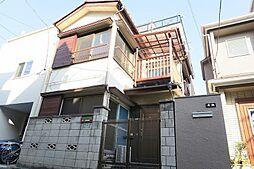 [一戸建] 東京都葛飾区鎌倉4丁目 の賃貸【/】の外観
