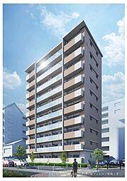 仮称 HIKAKO様マンション[1階]の外観