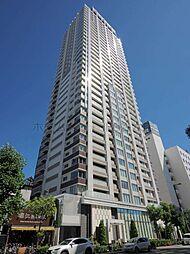 ブランズタワー南堀江[8階]の外観