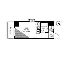 ガーデンプラザ横浜南[8階]の間取り