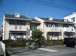 静岡県浜松市東区子安町の賃貸アパートの外観