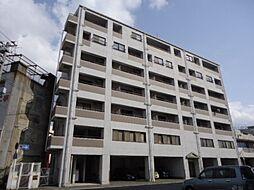 山口県下関市今浦町の賃貸マンションの外観