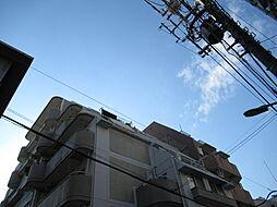 東京都大田区大森北3丁目の賃貸マンションの外観