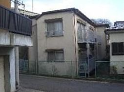 神奈川県横浜市緑区十日市場町の賃貸アパートの外観