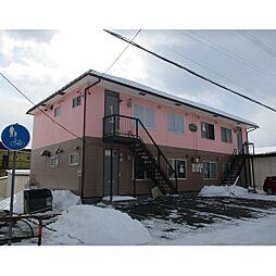 山手桜マンション[101号室]の外観