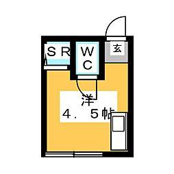 早稲田駅 4.9万円
