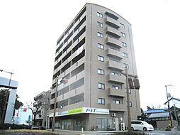 広島県広島市安佐南区中筋1丁目の賃貸マンションの外観