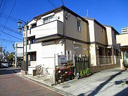 千葉県木更津市富士見1丁目の賃貸アパートの外観