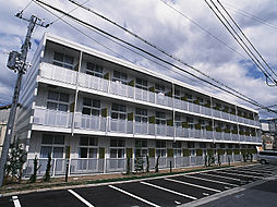 大阪府堺市堺区出島海岸通4丁の賃貸アパートの外観